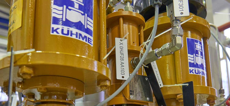 Kuehme-Armaturen-GmbH-Bochum-Produktinnovationen