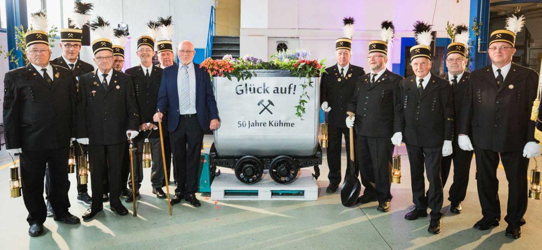 Kuehme-Armaturen-GmbH-Bochum-50-Jahre-Firmenjubilaeum