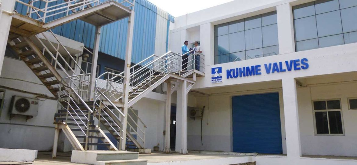 Kuehme-Armaturen-GmbH-Bochum-Production-Plant-in-Pune-India-04
