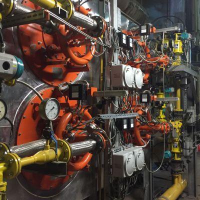 Kuehme-Armaturen-GmbH-Bochum-Industrial-Firing