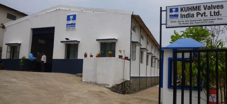 Kuehme-Armaturen-GmbH-Bochum-Production-Plant-in-Pune-India-05