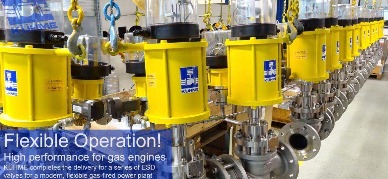 Kuehme-Armaturen-GmbH-Bochum-high-performance-for-gas-engines