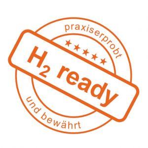 Stempel KÜHME ist H2 ready